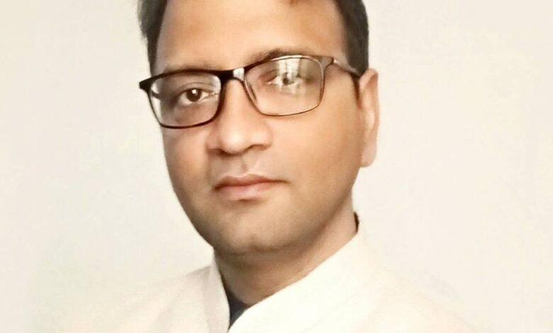 डॉ. योगेश यादव, सहायक प्रोफेसर जेके लोन अस्पताल जयपुर
