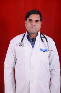 Dr. Pooran Saini, Chairman Geetanjali Multispecialist Hospital Ajitgarh