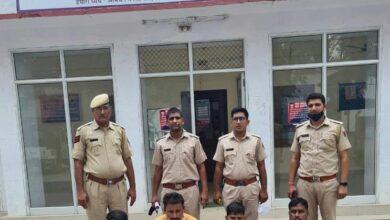 Chomu News:- चोरी के मामले में गोविंदगढ़ पुलिस को मिली बड़ी सफलता