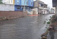 चौमूं में पहली बारिश से शहर की सड़़के हुई लबालब...! देखिए पूरी रिपोर्ट चौमूं सिटी न्यूज पर....
