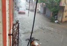 चौमूं उपखंड इलाके में अचानक बदला मौसम का मिजाज..!