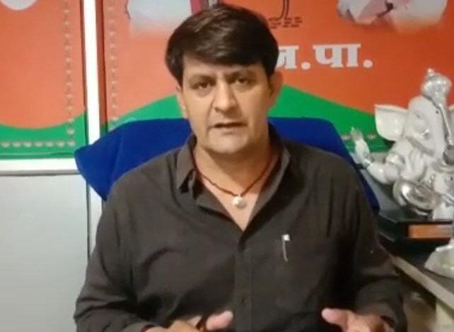 भाजपा प्रदेश प्रवक्ता रामलाल शर्मा ने सरकार पर बोला हमला